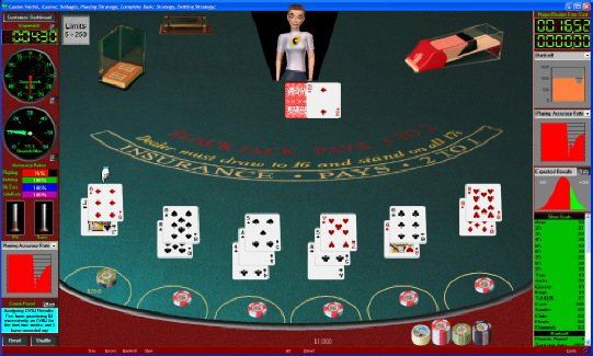 Card Counting Software Game